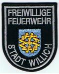 FF Willich Stadt silber
