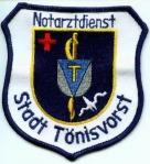 NA Dienst Stadt Tönisvorst blau
