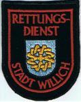 RD Willich rot